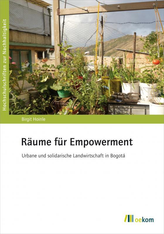 Cover-Bild Räume für Empowerment