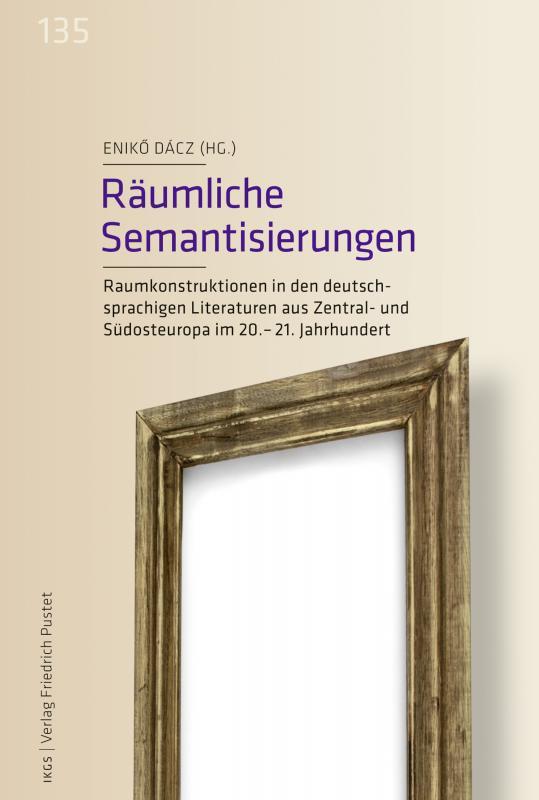 Cover-Bild Räumliche Semantisierungen