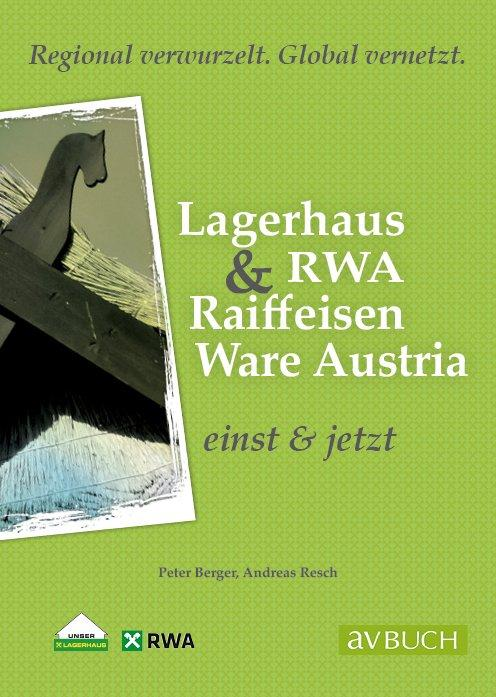 Cover-Bild Raiffeisen Warenverbund & RWA Raiffeisen Ware Austria