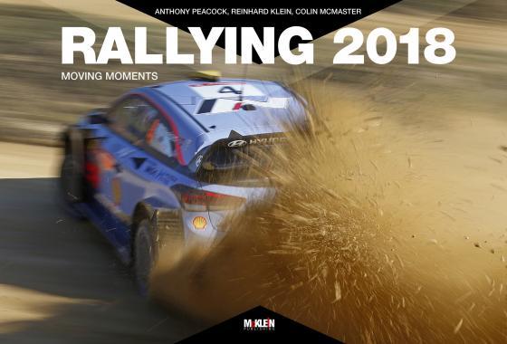 Cover-Bild Rallying 2018