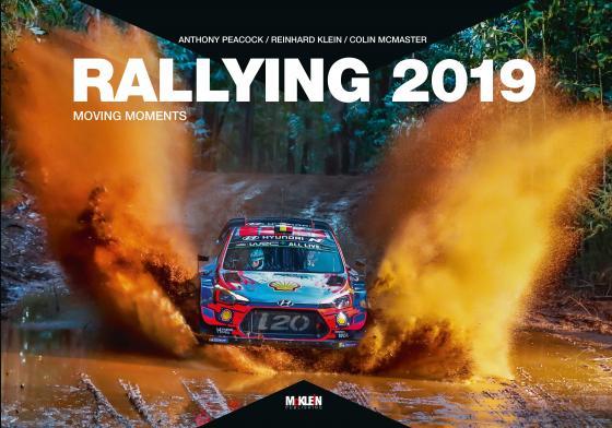 Cover-Bild Rallying 2019