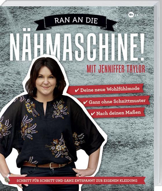 Cover-Bild Ran an die Nähmaschine!