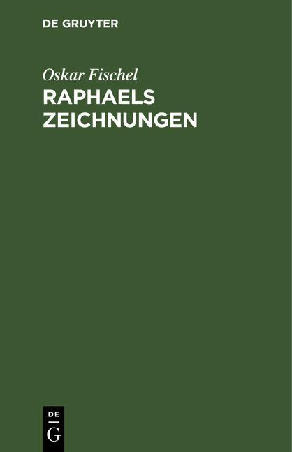 Cover-Bild Raphaels Zeichnungen
