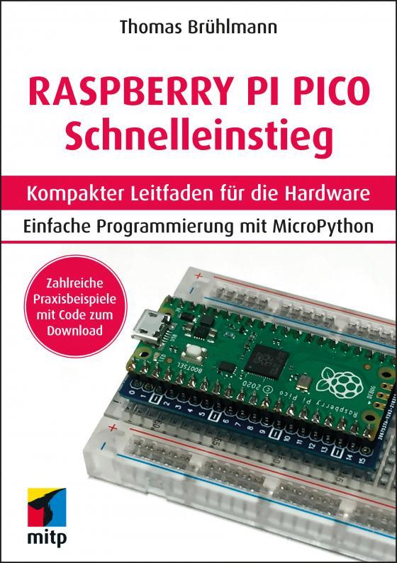 Cover-Bild Raspberry Pi Pico Schnelleinstieg