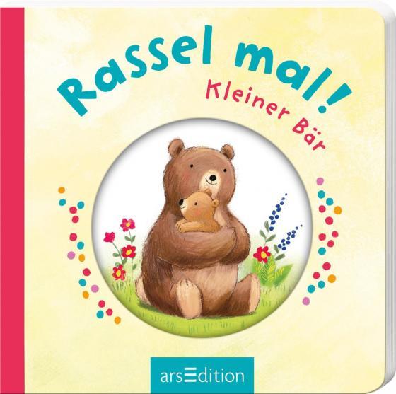 Cover-Bild Rassel mal! Kleiner Bär