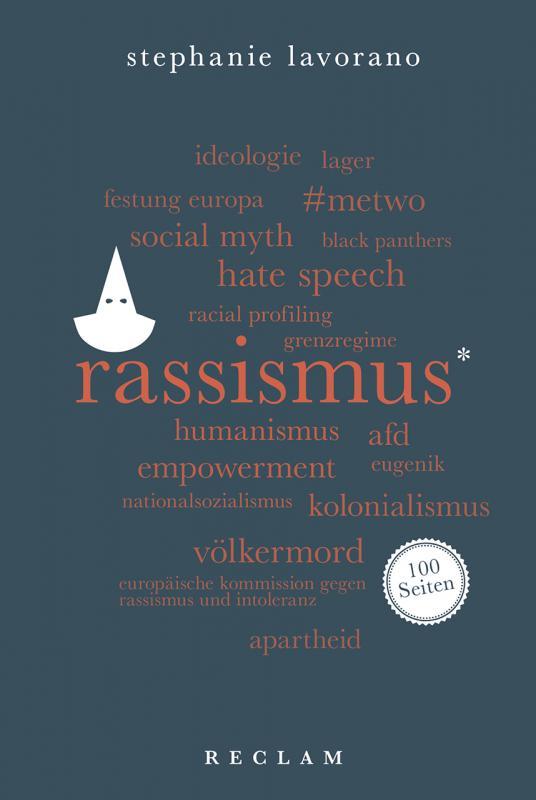 Cover-Bild Rassismus. 100 Seiten