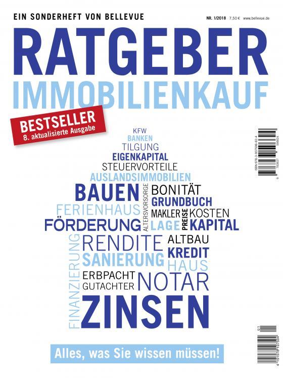 Cover-Bild Ratgeber Immobilienkauf