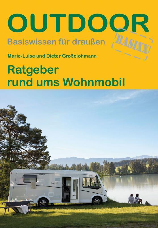 Cover-Bild Ratgeber rund ums Wohnmobil