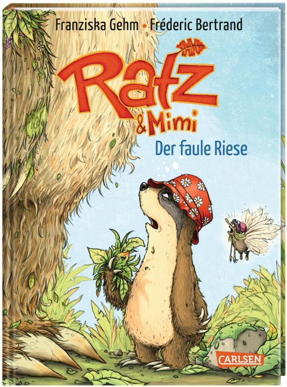 Cover-Bild Ratz und Mimi 3: Der faule Riese
