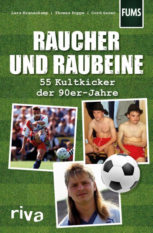Cover-Bild Raucher und Raubeine