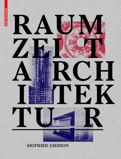 Cover-Bild Raum, Zeit, Architektur