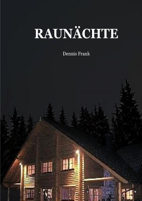 Cover-Bild Raunächte