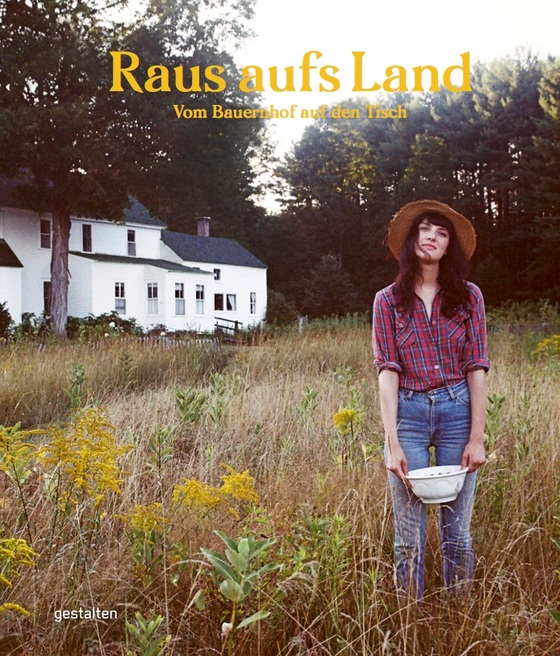 Cover-Bild Raus aufs Land
