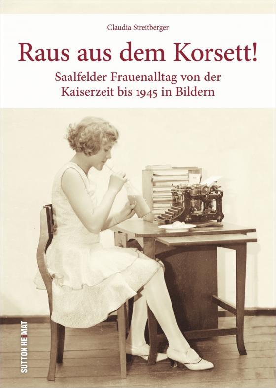 Cover-Bild Raus aus dem Korsett!