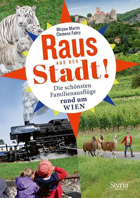 Cover-Bild Raus aus der Stadt!