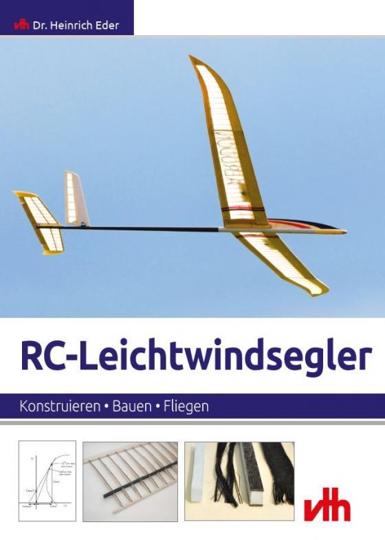 Cover-Bild RC-Leichtwindsegler
