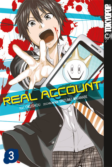 Cover-Bild Real Account 03