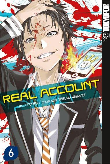 Cover-Bild Real Account 06