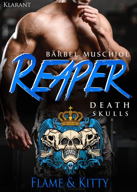 Cover-Bild Reaper. Death Skulls - Flame und Kitty