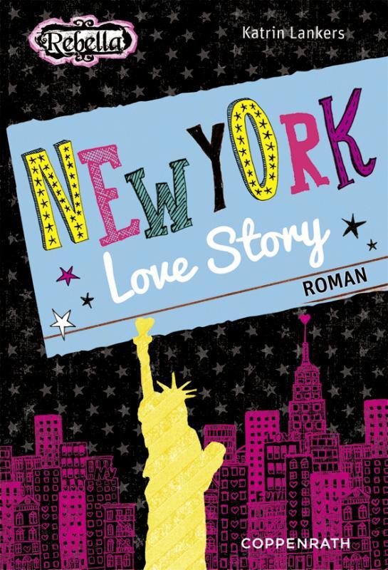 Cover-Bild Rebella - New York Love Story