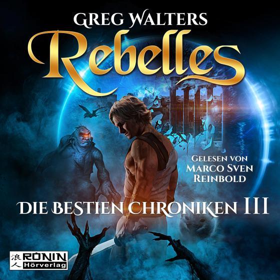 Cover-Bild Rebelles