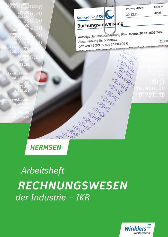 Cover-Bild Rechnungswesen der Industrie - IKR