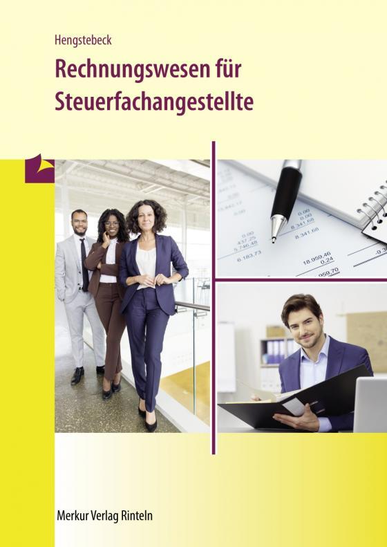 Cover-Bild Rechnungswesen für Steuerfachangestellte