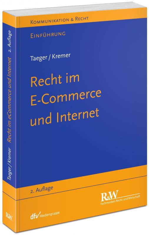 Cover-Bild Recht im E-Commerce und Internet