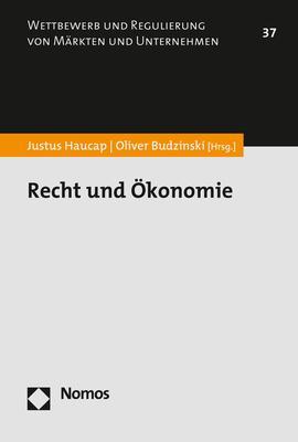 Cover-Bild Recht und Ökonomie