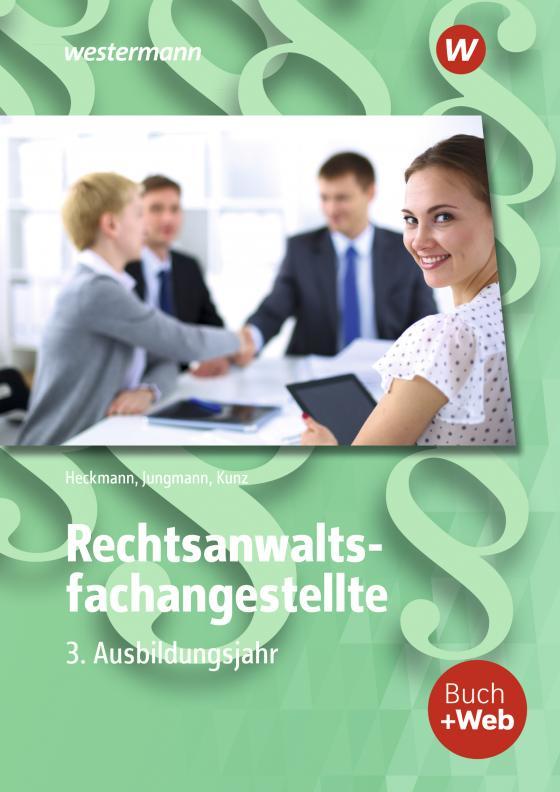 Cover-Bild Rechtsanwalts- und Notarfachangestellte / Rechtsanwaltsfachangestellte