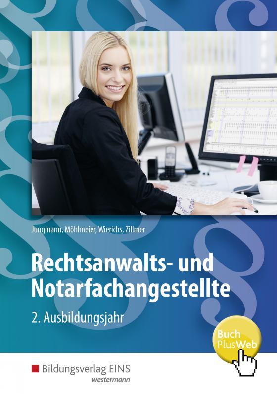 Cover-Bild Rechtsanwalts- und Notarfachangestellte