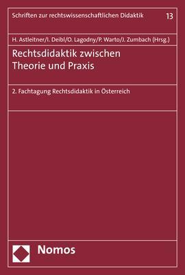 Cover-Bild Rechtsdidaktik zwischen Theorie und Praxis