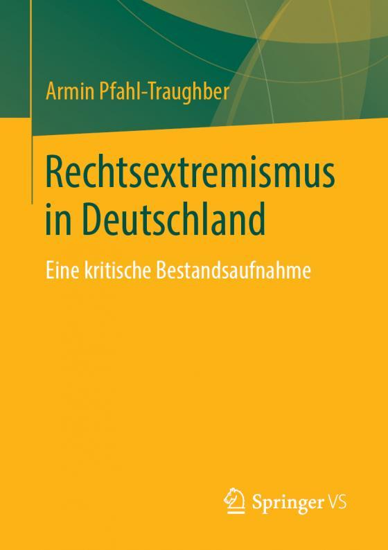 Cover-Bild Rechtsextremismus in Deutschland