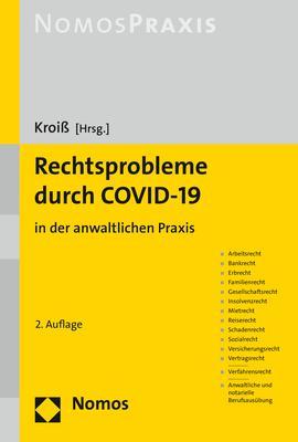 Cover-Bild Rechtsprobleme durch COVID-19