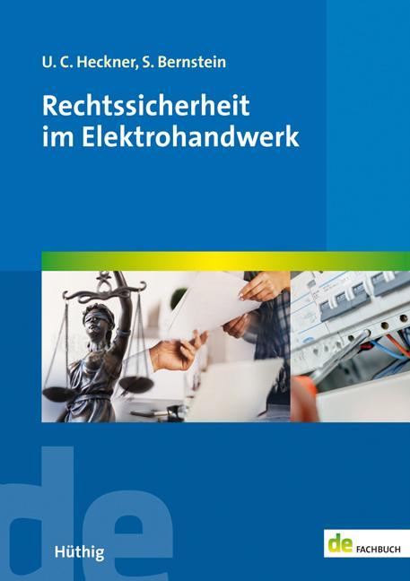 Cover-Bild Rechtssicherheit im Elektrohandwerk
