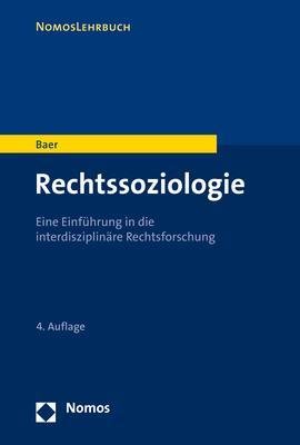 Cover-Bild Rechtssoziologie