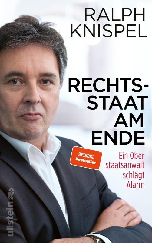 Cover-Bild Rechtsstaat am Ende