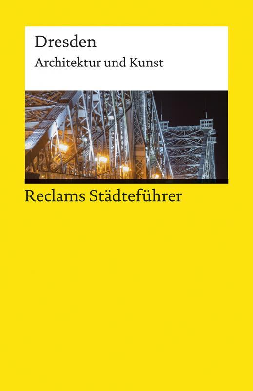 Cover-Bild Reclams Städteführer Dresden