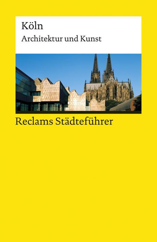 Cover-Bild Reclams Städteführer Köln