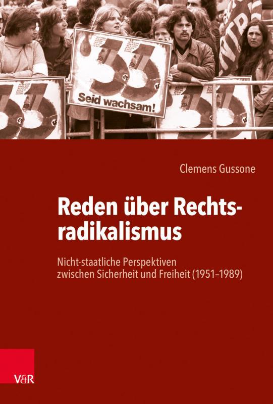 Cover-Bild Reden über Rechtsradikalismus
