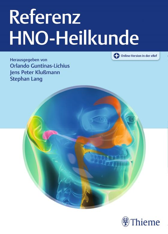 Cover-Bild Referenz HNO-Heilkunde