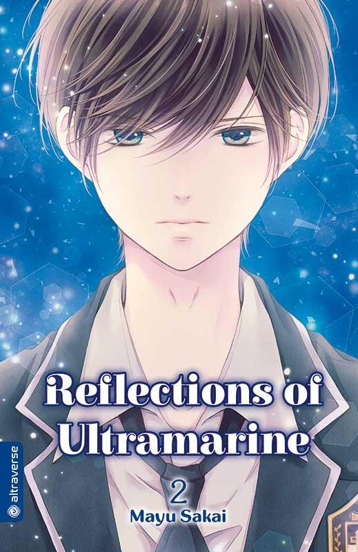 Cover-Bild Reflections of Ultramarine 02