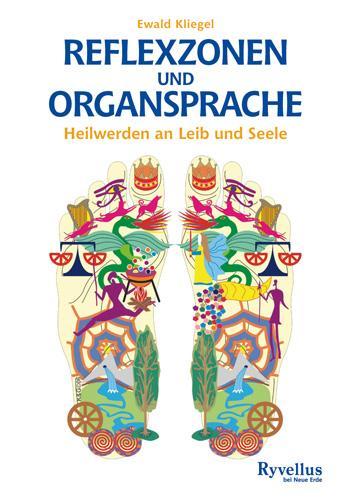 Cover-Bild Reflexzonen und Organsprache