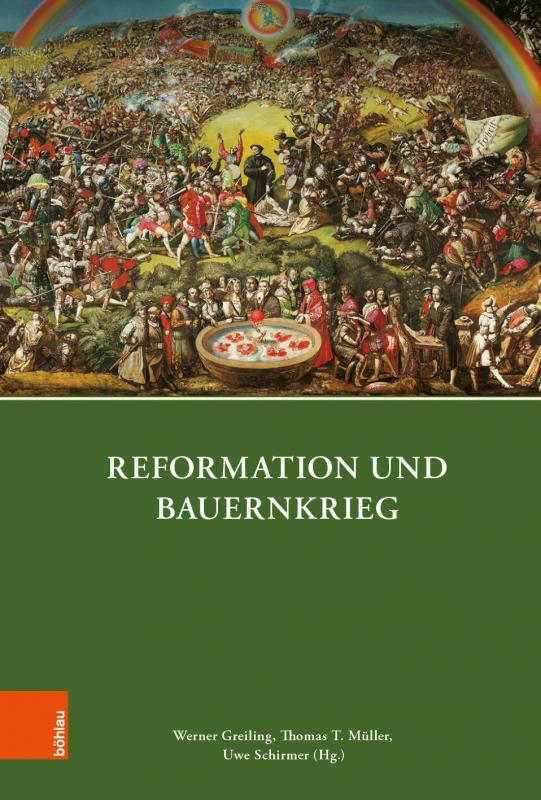 Cover-Bild Reformation und Bauernkrieg