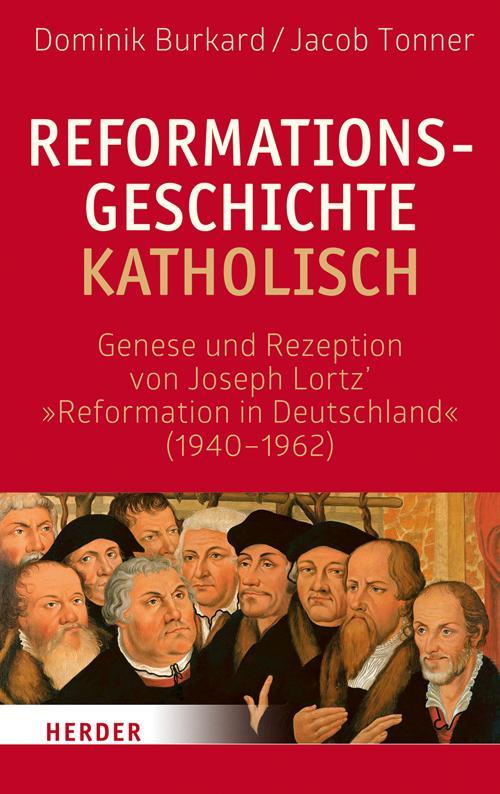 Cover-Bild Reformationsgeschichte katholisch