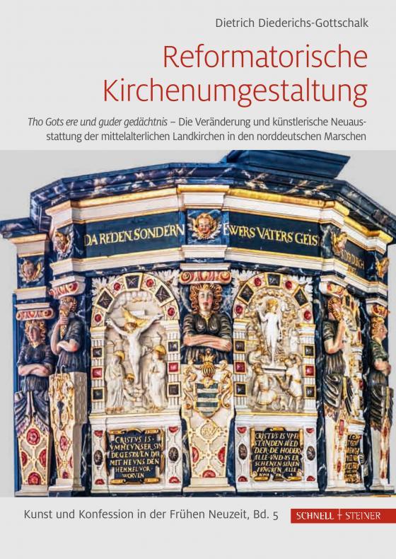 Cover-Bild Reformatorische Kirchenumgestaltung