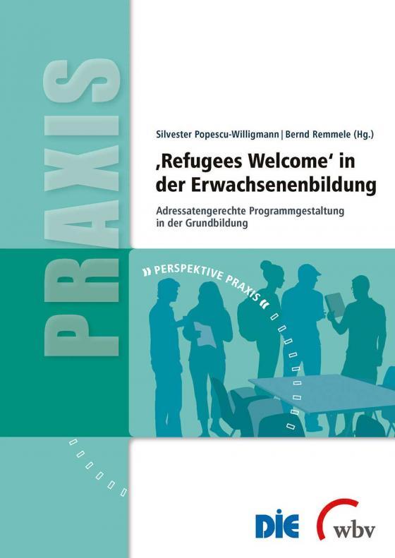 Cover-Bild 'Refugees Welcome' in der Erwachsenenbildung