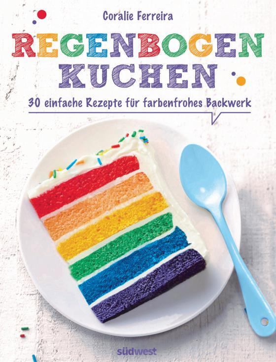 Cover-Bild Regenbogenkuchen