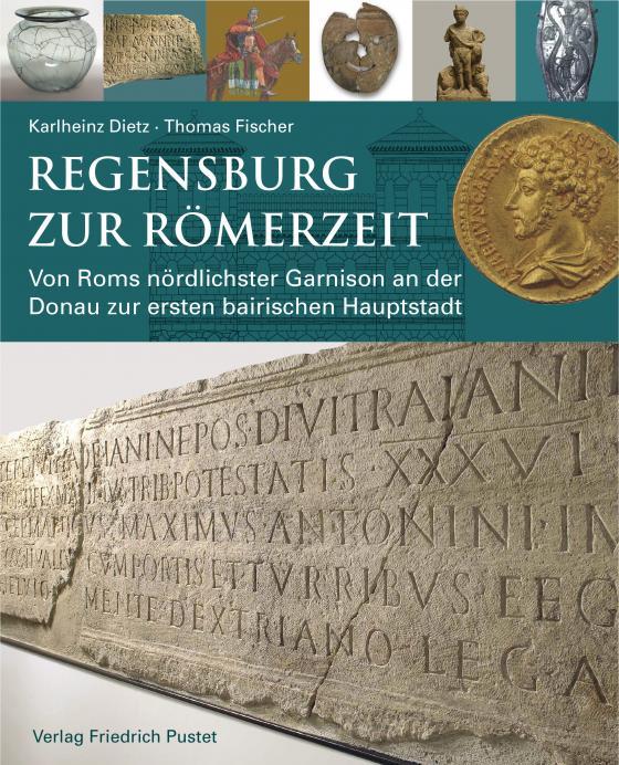 Cover-Bild Regensburg zur Römerzeit