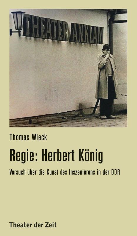 Cover-Bild Regie: Herbert König